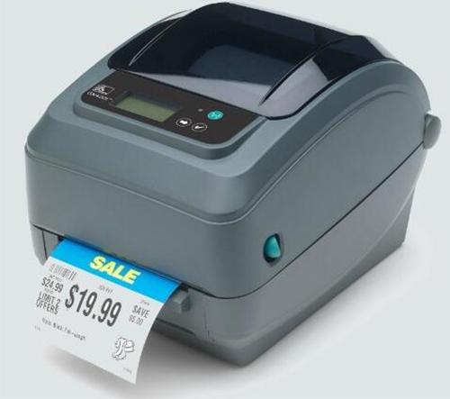 斑馬(ZEBRA)GT800條碼打印機