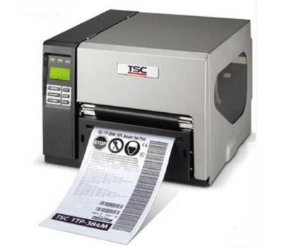 TSC 384M寬幅條碼打印機標簽打印機